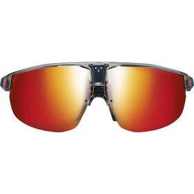 Julbo Rival Spectron 3 CF Sunglasses red grey translucent/blue